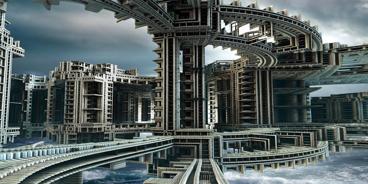 Floating City by marijeberting