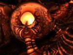 Lighting the giant bulb