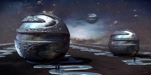 Alien World by marijeberting
