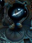 Reflective planet