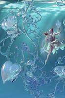 Underwater Love by marijeberting