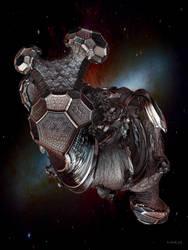 Stony-Iron Asteroid