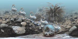 Under Water Scene for Gerda