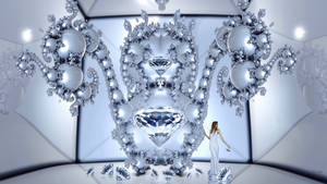 I love and collect diamonds and pearls ...