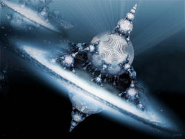 UFO bulbs from outer space ... by marijeberting