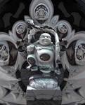 Sculpture Budai ...