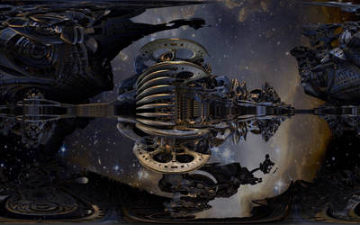 Spacecraft enters Interstellar Space ... by marijeberting