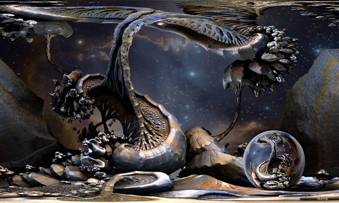 Философия в картинках - Страница 38 Extraterrestial_world_by_marijeberting_dd4ewh5-pre.jpg?token=eyJ0eXAiOiJKV1QiLCJhbGciOiJIUzI1NiJ9.eyJzdWIiOiJ1cm46YXBwOjdlMGQxODg5ODIyNjQzNzNhNWYwZDQxNWVhMGQyNmUwIiwiaXNzIjoidXJuOmFwcDo3ZTBkMTg4OTgyMjY0MzczYTVmMGQ0MTVlYTBkMjZlMCIsIm9iaiI6W1t7ImhlaWdodCI6Ijw9MTE1MiIsInBhdGgiOiJcL2ZcLzBhMzEzMjNjLTM3MjYtNGFkMS1hNmEyLWYwZmY5YWQ2OGM5NFwvZGQ0ZXdoNS00MTI2NTljNi00MTc5LTQxNzMtYjc0MS1kYWZlNDY3ZmM0YzkucG5nIiwid2lkdGgiOiI8PTE5MjAifV1dLCJhdWQiOlsidXJuOnNlcnZpY2U6aW1hZ2Uub3BlcmF0aW9ucyJdfQ