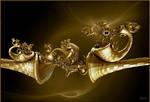 Sound the trumpets ... by marijeberting