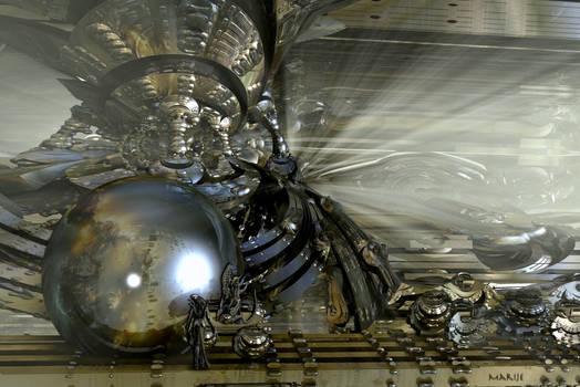 Alien Workplace
