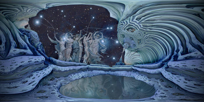 The Seven Sisters of the Pleiades ...