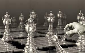 Playing Chess ...