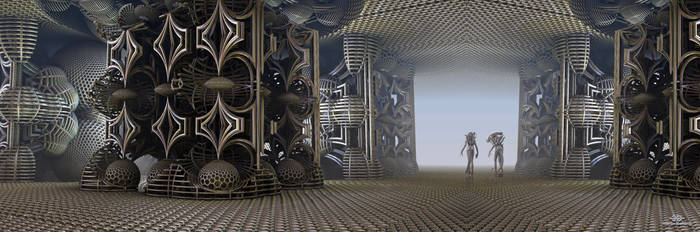 Alien Carousel ...