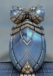 Fractal Faberge Egg ...