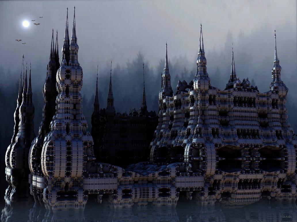 Castle by Twilight ...