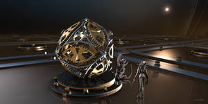 Alien Clockwork ...