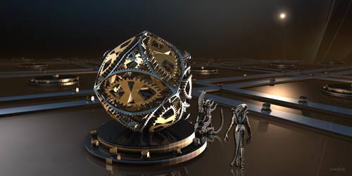 Alien Clockwork ...