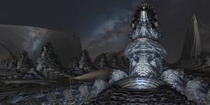 Mountain temple ...