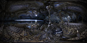 Transporting translucent alien eggs ...