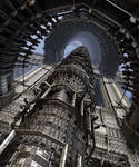 Tower Inside ... by marijeberting