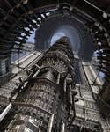 Tower Inside ...