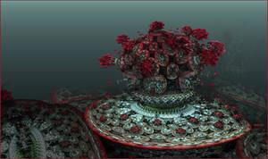 Flower basket ...