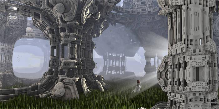Ruines ...