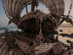 Shipwrecked ...