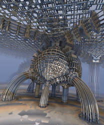 Metal Octagonal Pavilion ...