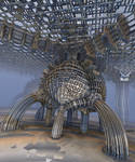 Metal Octagonal Pavilion ... by marijeberting