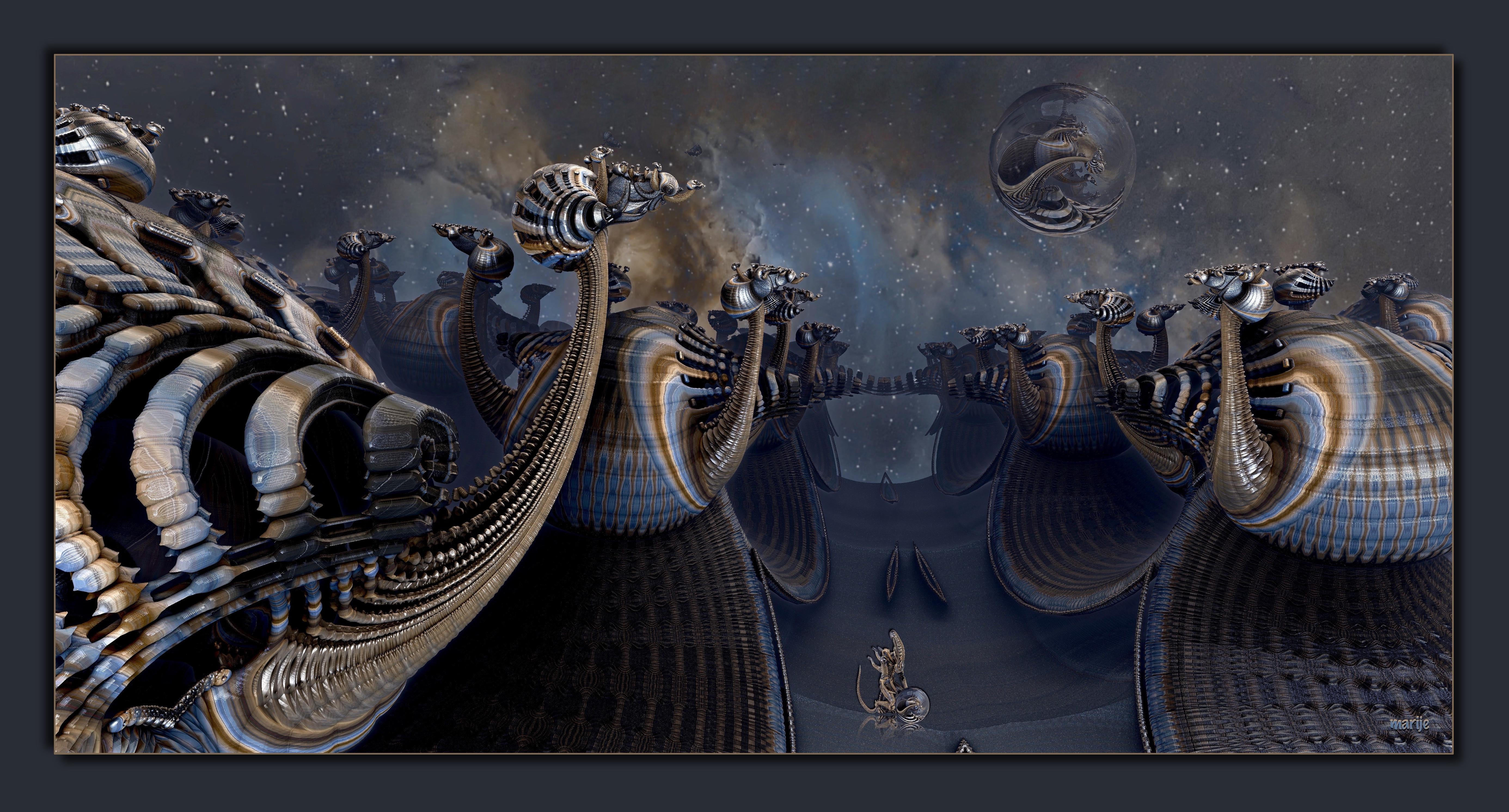 Alien interface ...