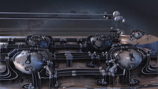 Alien Steel Industry ...