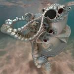 Kraken, legendary sea monster ...