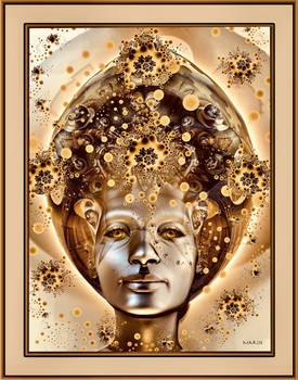 Blended Nefertiti ...