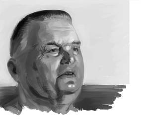 Portrait Practice  by adpdl