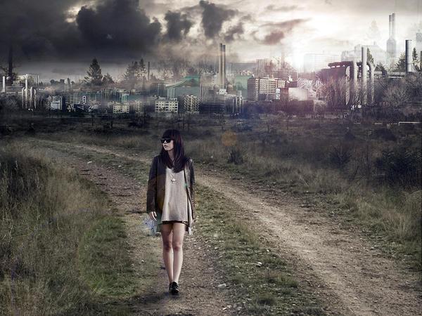 .. silent city .. by bigozie