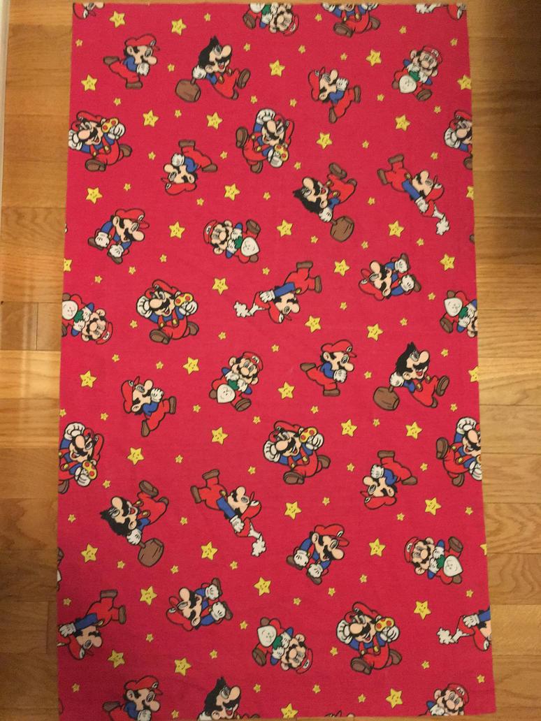 Super Mario Bros. 2 Cloth by Spaceman130