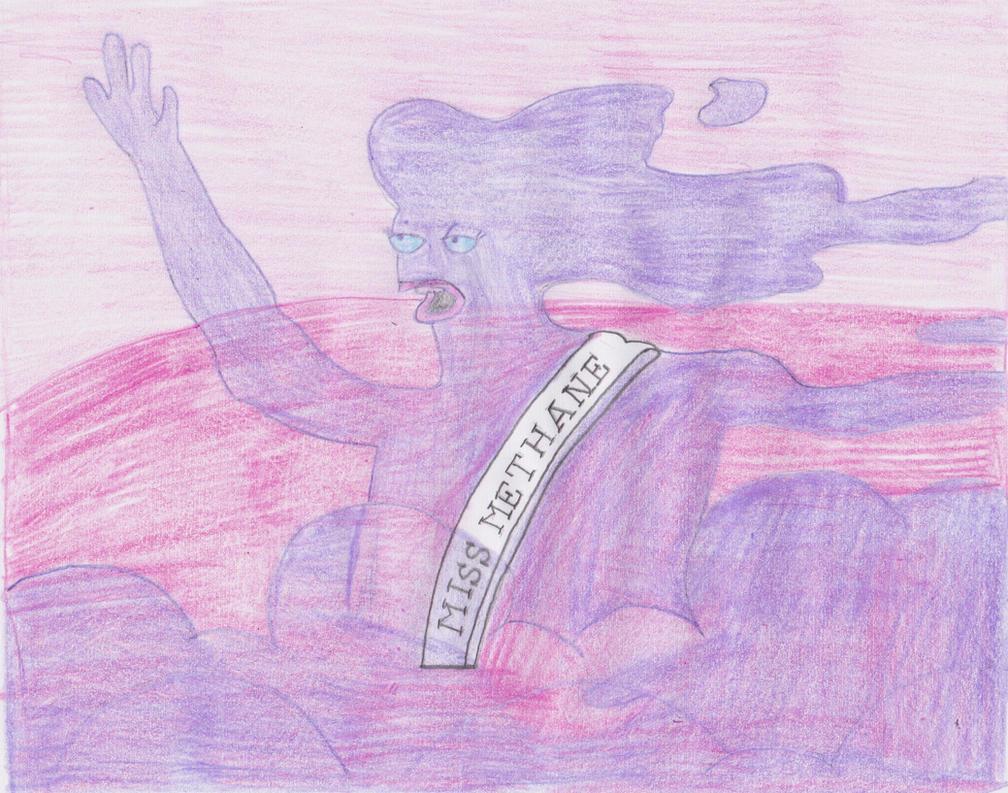 Miss Methane - Halatina Smogmeyer by Spaceman130