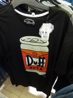 Duff Beer Shirt by Spaceman130