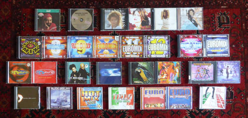 My Music CD Collection