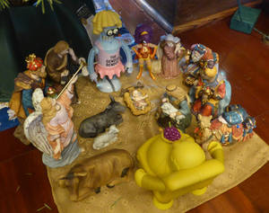Futurama Nativity