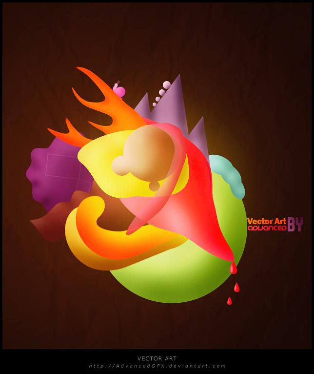 Colorful Vector Art by AdvancedGFX
