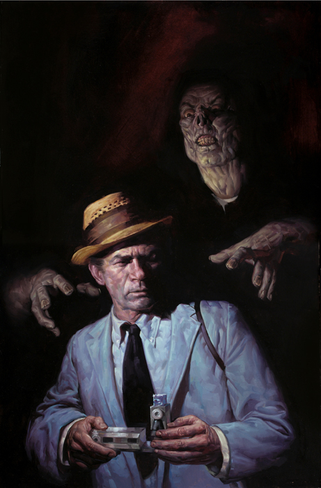 Kolchak: The Night Stalker by EMGist