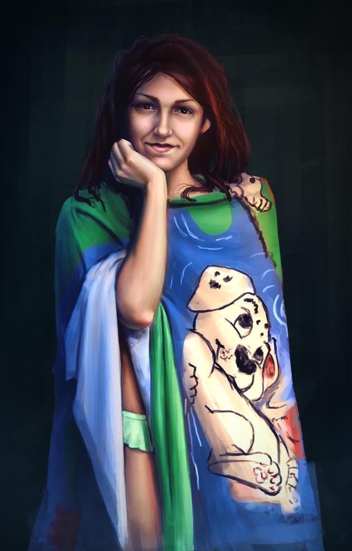 Diana by chillymania