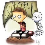 Don't Starve fun art by and1221