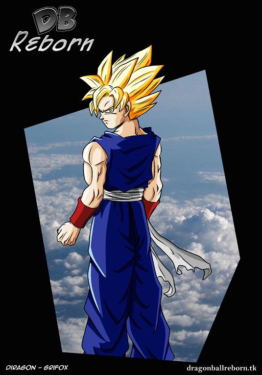 Son Goku Dragon Ball Reborn by Diragon12 on DeviantArt