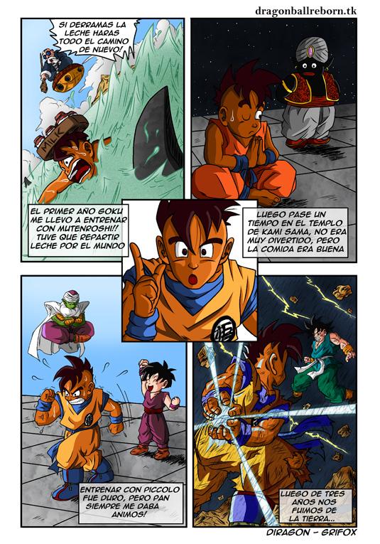 dragon ball reborn page 89 by Diragon12 on DeviantArt
