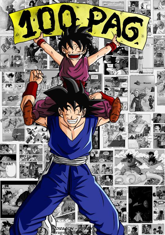 Dragon Ball Reborn 100 by Diragon12 on DeviantArt