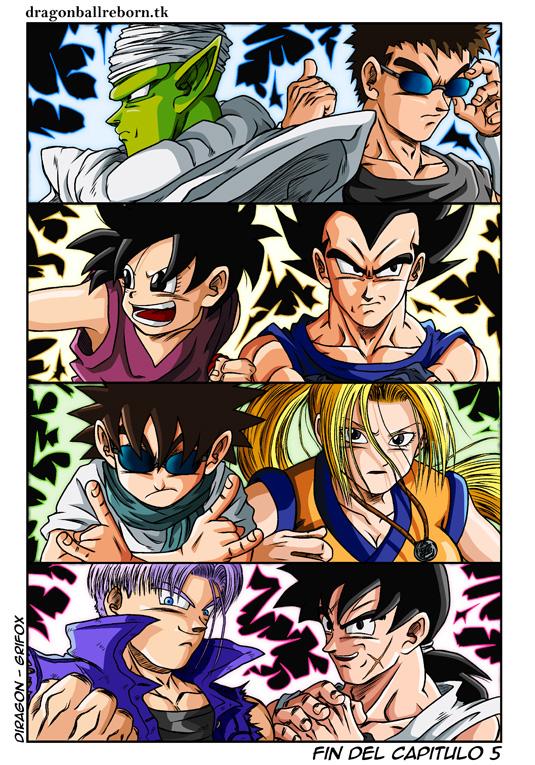 Dragon Ball Reborn Fighters 2 by Diragon12 on DeviantArt