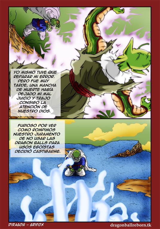 Namek Dragon Ball Reborn by Diragon12 on DeviantArt